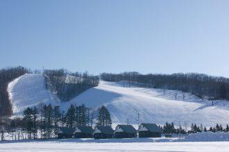 白銀台スキー場 終了のお知らせ