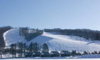 忠類白銀台スキー場 全面滑走可能となりました!!