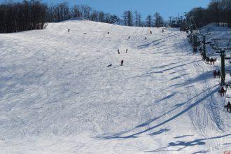 白銀台スキー場の営業時間のお知らせ